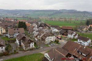 Oktokopter Luftaufnahmen mit birdviewpichture.ch