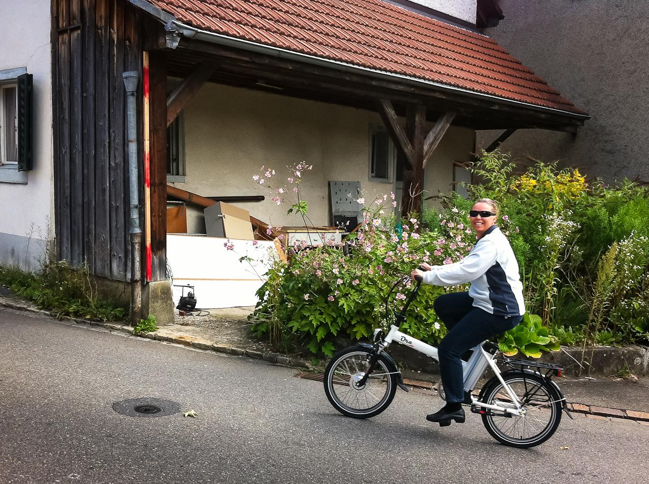 diebstahlsicherungen e bikes