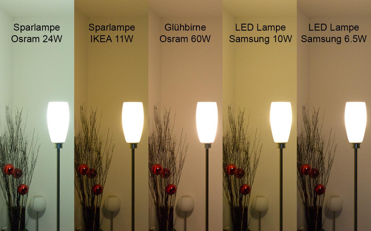 Samsung baut nebst smartphones auch led lampen technikfreak der parisarafo Choice Image