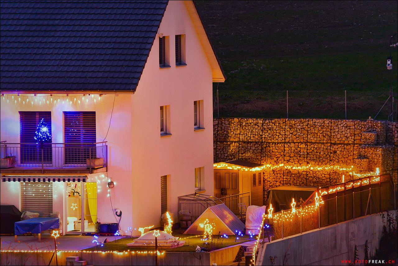 Lufingen 2013 - Weihnachtsbeleuchtung
