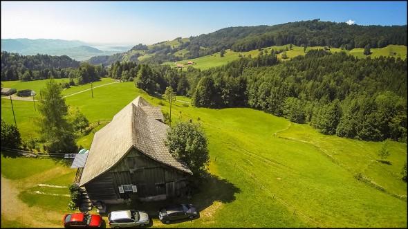 Bachmannsberg - St. Gallen