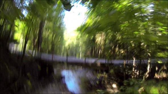 DJI Phantom ins Wasser abgestürzt