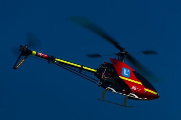 Helikopter Flugschule