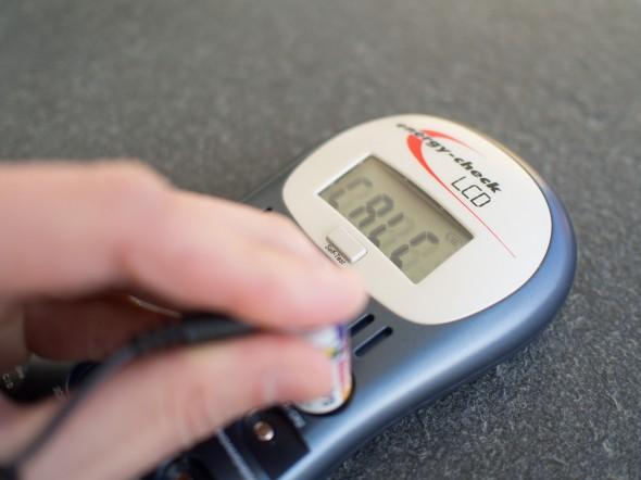 Batterietestgerät von Ansmann