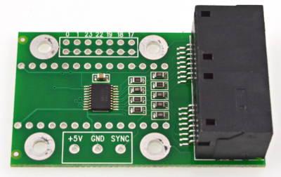 Octo28 WS2811 Adapter