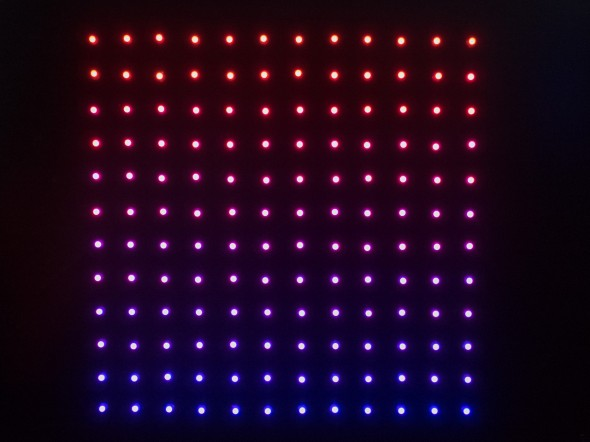 WS2811 RGB LED - Weihnachtsbeleuchtung
