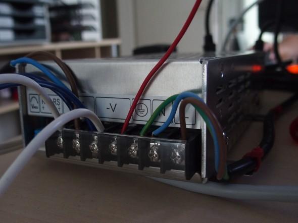 Netzteil 5V 30 A