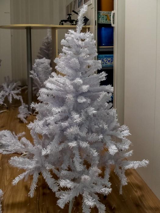 Projekt Weihnachtsbeleuchtung