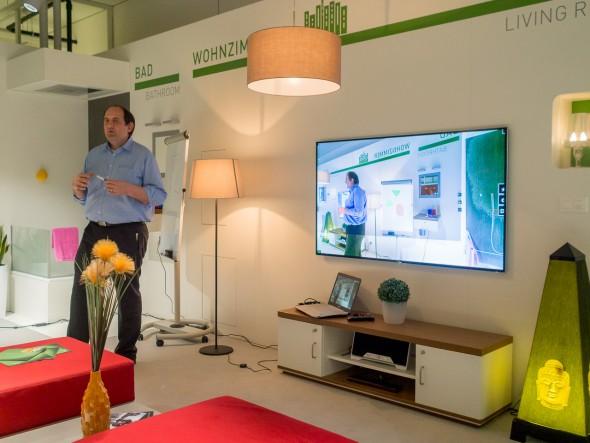 digitalSTROM - Vesper hat grosse Visionen