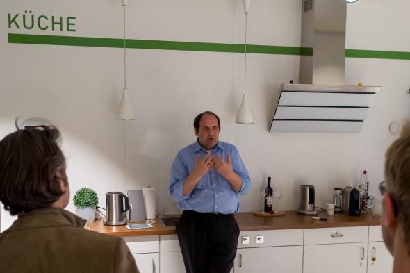 digitalSTROM - CEO Martin Vesper