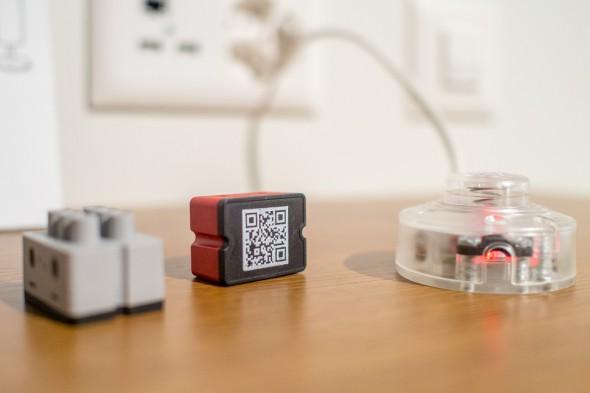 digitalSTROM - Jede Klemmenfarbe deutet auf die Funktion