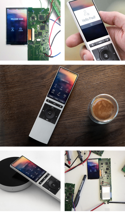 Kickstarter - NEEO Fernbedienung