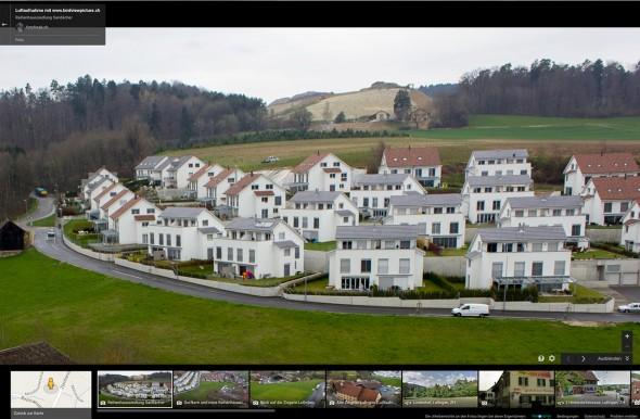 Google Street View - Lufingen-Augwil