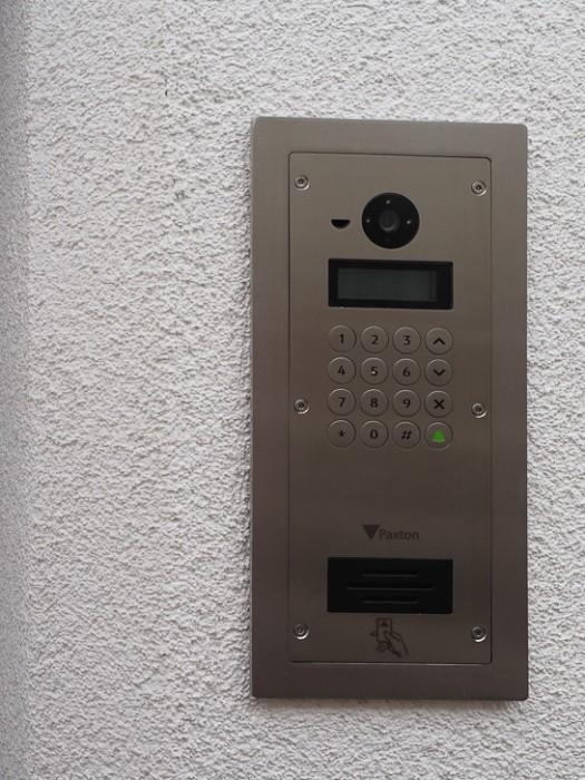 Paxton Net2 Entry Video-Türsprechstelle