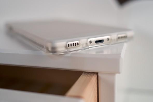 FlexiShield Case Huawei P8 Hülle in Frost Weiss