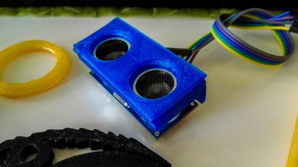 Halter für Ultraschall Distanz Sensor