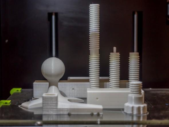 Bausatz für einen Elektronik Schraubstock