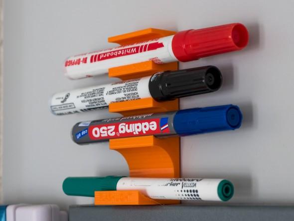 Halter für Whiteboard Stifte