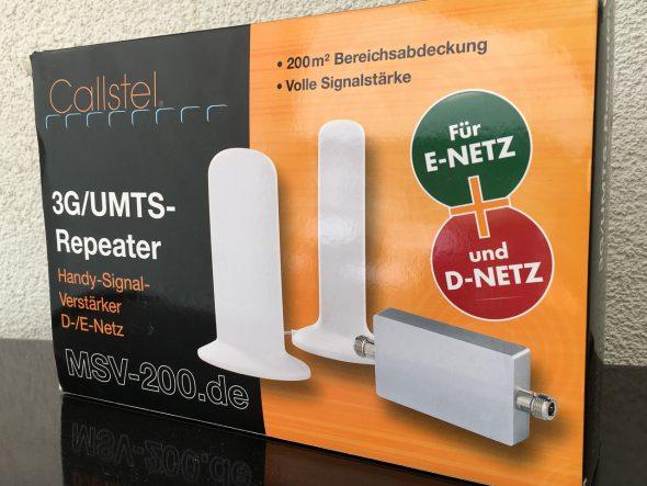 Callstel MSV-200.de 3G/UMTS Repeater