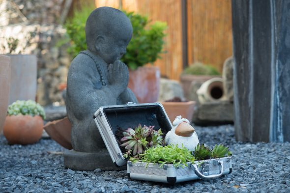 Kreative Gartenideen