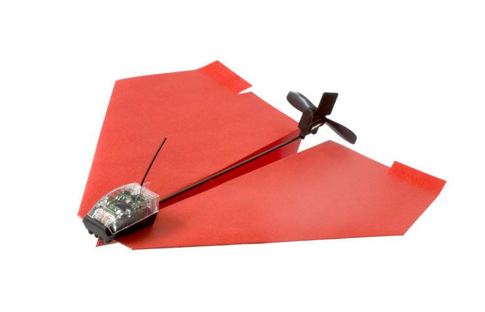 Kickstarter - Papierflieger