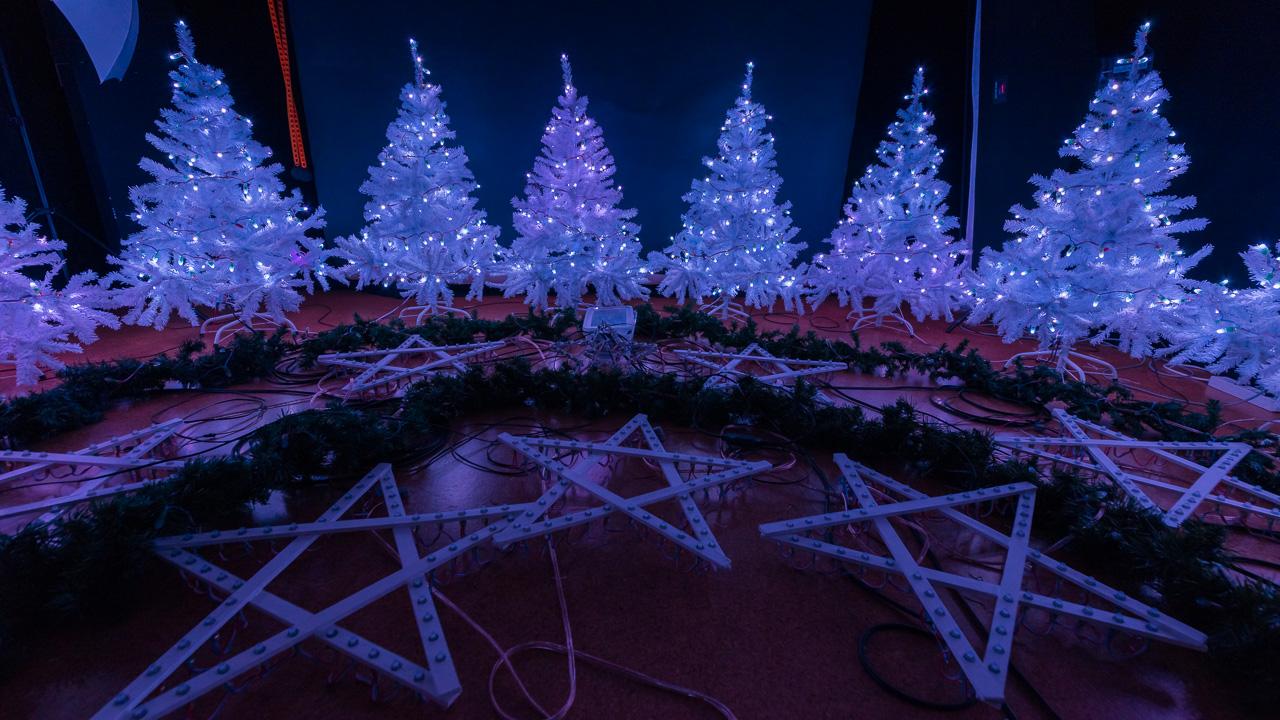 Wann Macht Man Die Weihnachtsbeleuchtung An.Digitale Weihnachtsbeleuchtung Selbst Gebaut Teil 3 Technikfreak