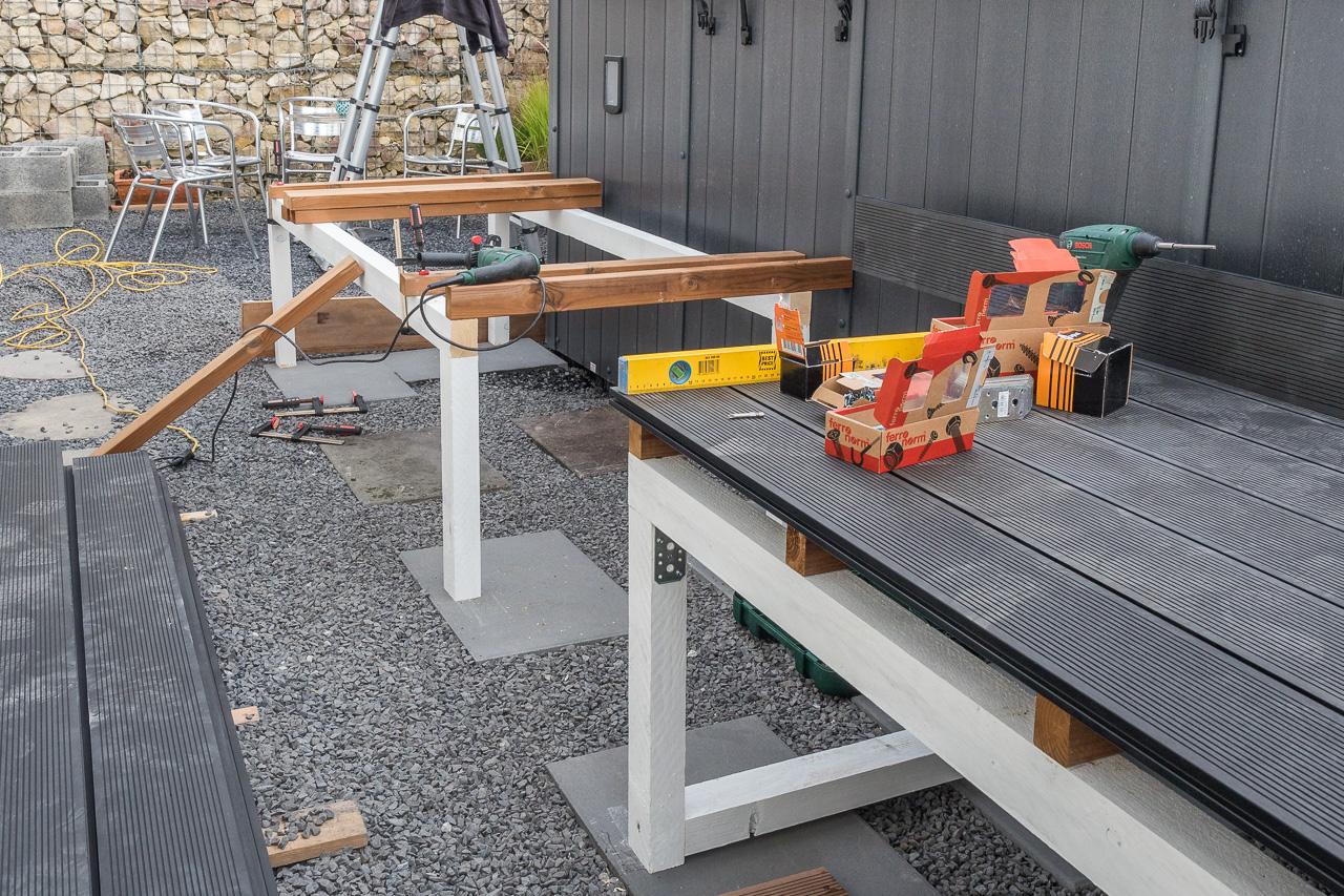swim spa pool deck selber bauen diy technikfreak. Black Bedroom Furniture Sets. Home Design Ideas